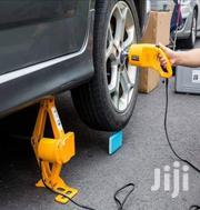 12v 2ton Electric Jack With Wheel Wrench | Vehicle Parts & Accessories for sale in Nairobi, Nairobi Central