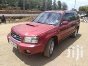 Subaru Forester 2003 Automatic Red | Cars for sale in Nairobi, Karen
