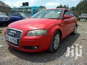 Audi A3 2007 1.6 FSI Attraction Red | Cars for sale in Nairobi, Nairobi Central