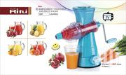 Jumbo Fruit And Vegetable Juicer With 4in1 Drum Shredder And Slicer | Kitchen Appliances for sale in Nairobi, Nairobi Central