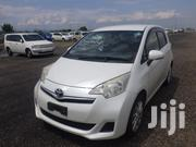 New Toyota Ractis 2013 White | Cars for sale in Mombasa, Tononoka