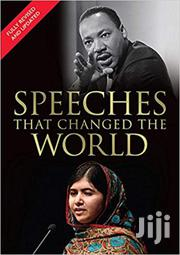 Speeches That Changed The World Hardcover – Quercus | Books & Games for sale in Nairobi, Nairobi Central