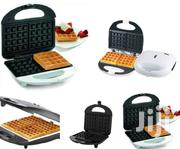 2 And 4 Slice Waffle Maker | Kitchen Appliances for sale in Nairobi, Nairobi Central
