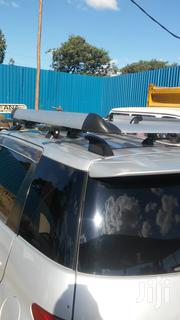 Aluminum Silver Roof Basket Car Roof Rack With Crossbars | Vehicle Parts & Accessories for sale in Nairobi, Nairobi Central