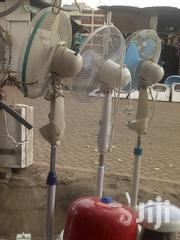 """Ex. UK Air Fan """" Stand Fan And Wall Fan 