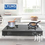 Lyons GS007- High Efficiency Gas Stove Explosion-Proof Glass | Home Appliances for sale in Nairobi, Imara Daima