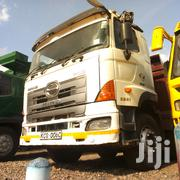 Hino Tipper 2012 White | Trucks & Trailers for sale in Nyeri, Karatina Town