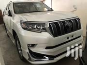 New Toyota Land Cruiser Prado 2017 White | Cars for sale in Mombasa, Tudor