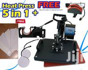 Heat Press Machine For T-shirt Sublimation Branding | Printing Equipment for sale in Nairobi, Nairobi Central