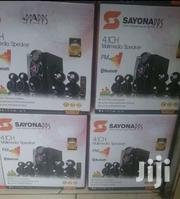 Sayona SHT-1148BT 4.1 Channel 15500W PMPO Subwoofer | Audio & Music Equipment for sale in Nairobi, Nairobi Central