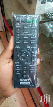 Sony Home Theater Remote Control. | TV & DVD Equipment for sale in Nairobi, Nairobi Central