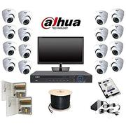 Dahua CCTV, 6 Camera Set Full Package Kit-High Defination Cameras | Cameras, Video Cameras & Accessories for sale in Uasin Gishu, Racecourse