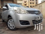 New Nissan Note 2012 1.4 Silver | Cars for sale in Nairobi, Kilimani
