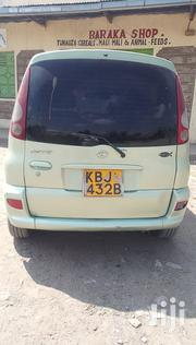 Toyota Fun Cargo 2009 Green | Cars for sale in Kiambu, Gitothua