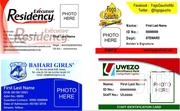 Staff & Students ID Cards (PVC) Printing, Plain White Plastic Cards | Computer & IT Services for sale in Homa Bay, Mfangano Island