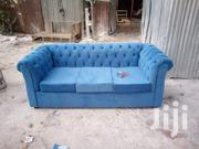 Stylish Elegant 3 Seater Chesterfield Sofa | Furniture for sale in Nairobi, Ngara