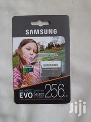 Samsung Micro SD Card | 256gb | For Smart Phones, Cameras, Drones | Computer Accessories  for sale in Nairobi, Kileleshwa