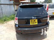Subaru Forester 2010 Black | Cars for sale in Nairobi, Nairobi Central