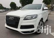 Audi Q7 2012 White | Cars for sale in Mombasa, Bamburi