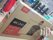 TCL 55 Inch 4K UHD Smart TV With Netflix Wifi Youtube Brand New | TV & DVD Equipment for sale in Nairobi, Nairobi Central