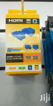 HDMI Extender By Cat 6 Cable | TV & DVD Equipment for sale in Nairobi, Nairobi Central