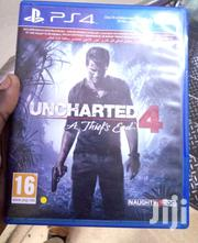 Uncharted(Thiefs End) | Video Games for sale in Nairobi, Nairobi Central