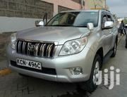 Toyota Land Cruiser Prado 2010 Silver | Cars for sale in Nakuru, Biashara (Naivasha)