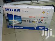 Skyview Smart 43 Inch Android Tv With Netflix Youtube Wifi Brand New | TV & DVD Equipment for sale in Nairobi, Nairobi Central