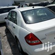 Nissan Tiida 2012 1.6 Hatchback White | Cars for sale in Mombasa, Tononoka