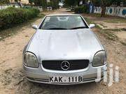 Mercedes Benz SLK Class 1997 Silver | Cars for sale in Mombasa, Changamwe