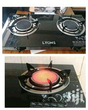 Glass Tempered Lyon Gas Cooker | Kitchen Appliances for sale in Mombasa, Kipevu