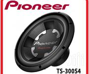 Pioneer Ts-300s4 Woofer 1400w, Free Delivery Within Nairobi Cbd | Vehicle Parts & Accessories for sale in Nairobi, Nairobi Central