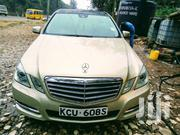 New Mercedes Benz E250 2012 Silver | Cars for sale in Nairobi, Nairobi Central