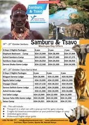@Yallaz Tours Inland Tours | Travel Agents & Tours for sale in Mombasa, Bamburi