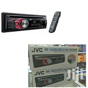JVC KD-DV5606 | DVD/CD/MP3/WMA/WAV Receiver With Front AUX & USB | Vehicle Parts & Accessories for sale in Nairobi, Nairobi Central