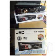 DVD Branded Jvc Kd Dv5606 USB Aux Fm Radio | Vehicle Parts & Accessories for sale in Nairobi, Nairobi Central