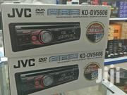 JVC Kd Dv5606 DVD Car Head Unit With Aux In And USB | Vehicle Parts & Accessories for sale in Nairobi, Nairobi Central