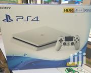Playstation 4 500gb Slim-white | Video Game Consoles for sale in Nairobi, Nairobi Central