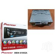 Pioneer Car Receiver- DEH-S1052UB – Black Usb Aux Fm Radio Cd Player | Vehicle Parts & Accessories for sale in Nairobi, Nairobi Central