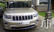 Jeep Grand Cherokee 2014 Gold | Cars for sale in Nairobi, Karen