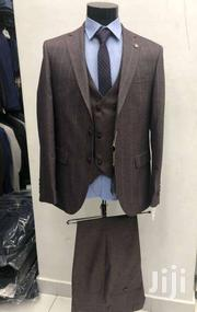 Men's Suit Two-button Classic Fit Vested 3-piece Suit | Clothing for sale in Nairobi, Nairobi Central