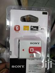 Battery For SONY Cyber Shot DSC NP-BG1 NPBG1 DSC-H90 HX30V HX20V HX10V | Computer Accessories  for sale in Nairobi, Nairobi Central