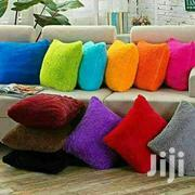 Soft Fluffy Throw Pillows | Home Accessories for sale in Nairobi, Mabatini