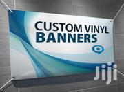 Roll Up Banner Printing | Other Services for sale in Nairobi, Nairobi Central