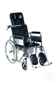 Reclining Commode Wheelchair | Medical Equipment for sale in Nairobi, Nairobi Central