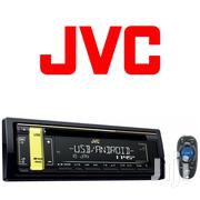 JVC Car Radio Kd-r498 Detacheable Face Panel Remote,Usb Aux ,Cd Player | Vehicle Parts & Accessories for sale in Nairobi, Nairobi Central