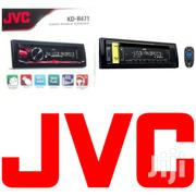 JVC Kd-r498 Mp3 Cd Front Loader With USB Detacheable Face Panel | Vehicle Parts & Accessories for sale in Nairobi, Nairobi Central