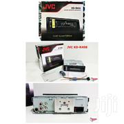 JVC Car Stereo 1-din Cd Receiver Kd-r498 USB Aux Multicolor | Vehicle Parts & Accessories for sale in Nairobi, Nairobi Central