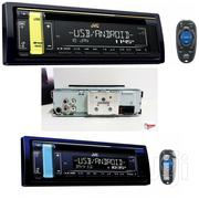 JVC KD R498 CD Receiver With USB Aux Remote New | Vehicle Parts & Accessories for sale in Nairobi, Nairobi Central