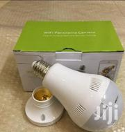 360° Panoramic LED Light Bulb Fisheye Camera CCTV | Cameras, Video Cameras & Accessories for sale in Nairobi, Nairobi Central